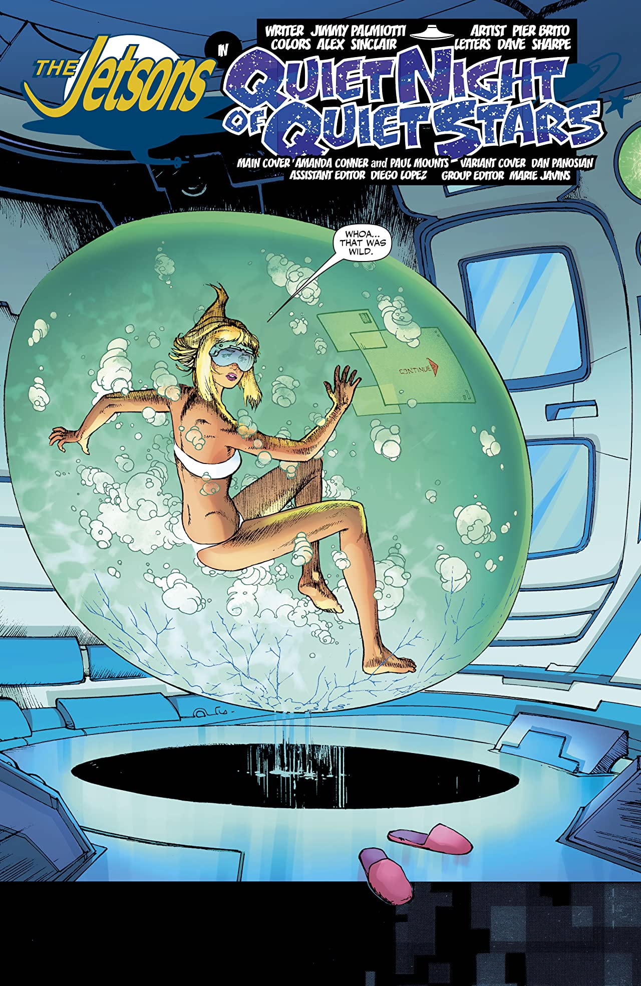 The Jetsons (2017-) #2