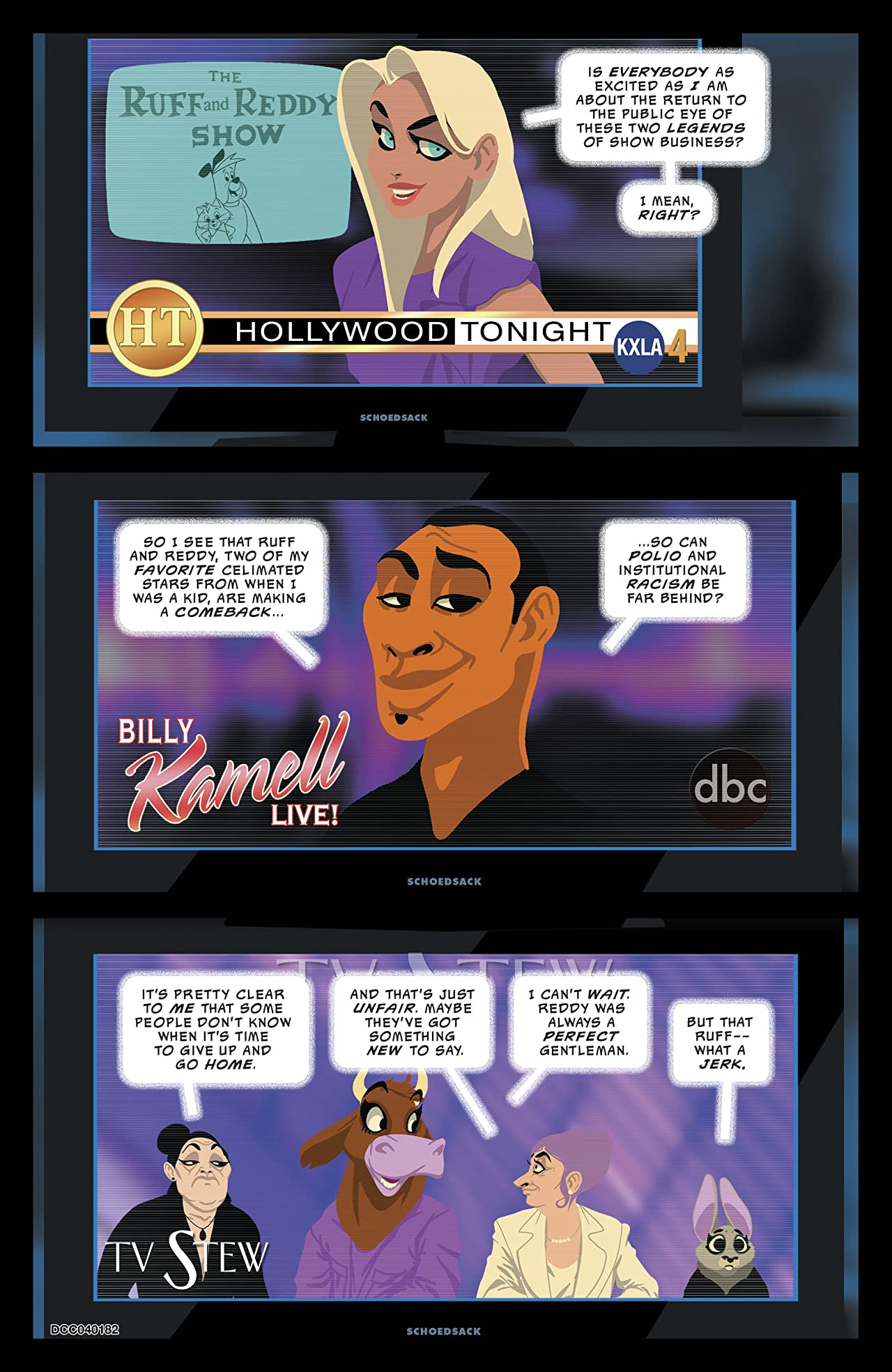 The Ruff & Reddy Show (2017-2018) #3