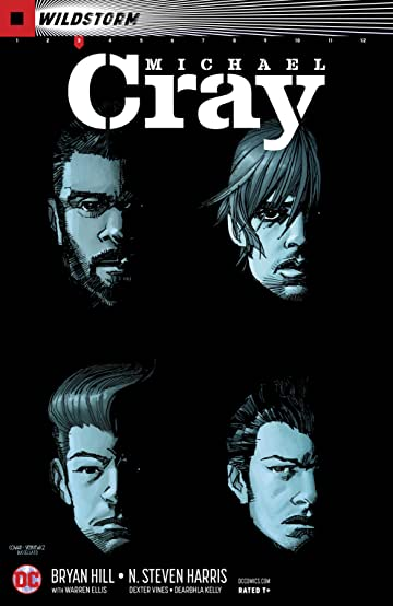 The Wild Storm: Michael Cray (2017-) #3