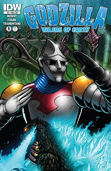 Godzilla: Rulers of Earth #7