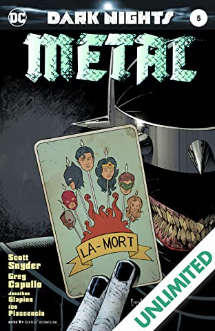 Dark Nights: Metal (2017-2018) #5
