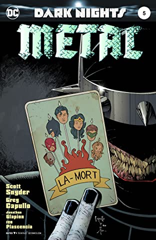 Dark Nights: Metal (2017-2018) No.5