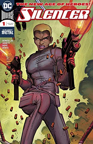 The Silencer (2018-) COMIC_ISSUE_NUM_SYMBOL1