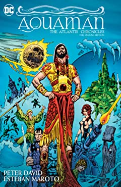 Aquaman: The Atlantis Chronicles Deluxe Edition
