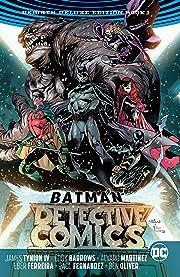 Batman - Detective Comics: The Rebirth Deluxe Edition - Book 1