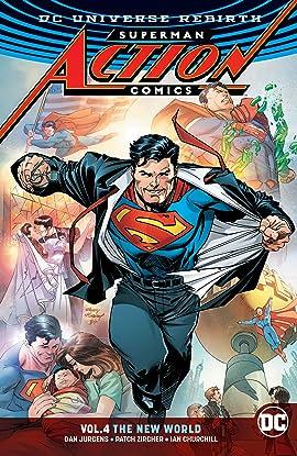 Superman - Action Comics (2016-) Vol. 4: The New World