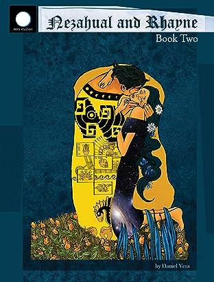 Nezahual and Rhayne #2: Sangre de la Tierra
