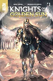 Knights of the Golden Sun #2 - Comics by comiXology