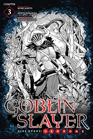 Goblin Slayer Side Story: Year One No.3