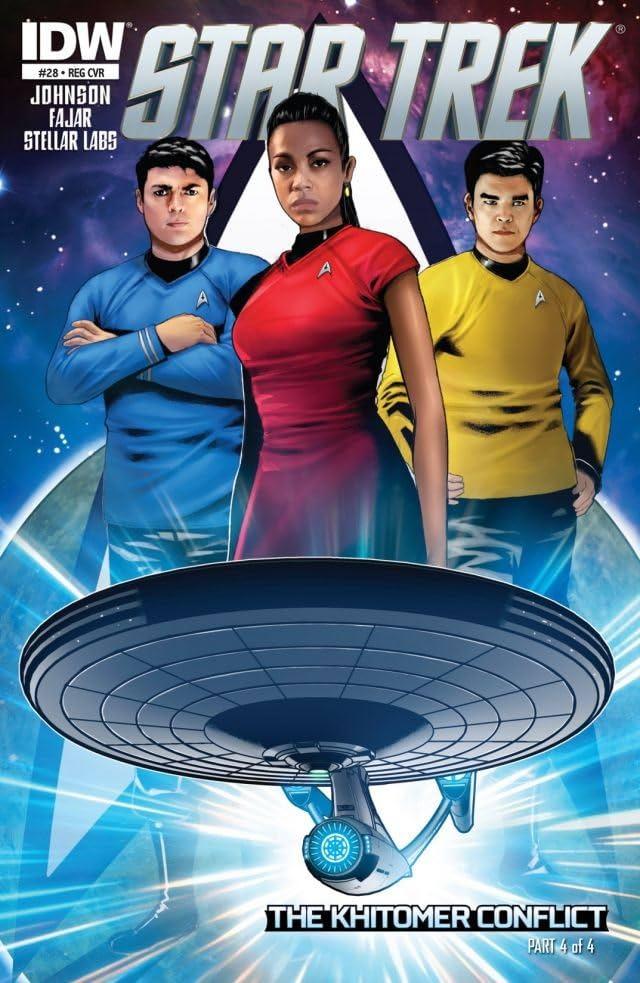 Star Trek (2011-2016) #28