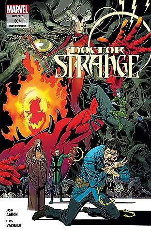 Doctor Strange Vol. 4: Blut im Äther