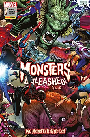 Monsters Unleashed Vol. 1: Die Monster sind los