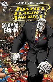Justice League of America (2006-2011) #5