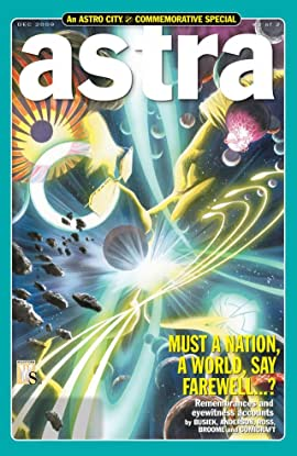 Astro City: Astra #2 (of 2)