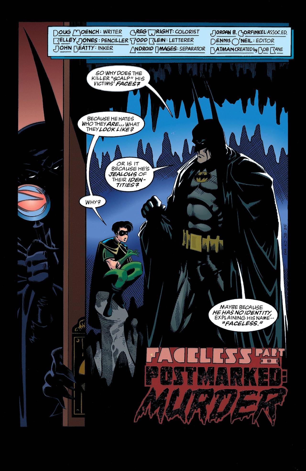 Batman (1940-2011) #543