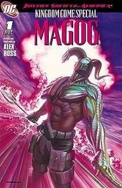 JSA Kingdom Come: Magog