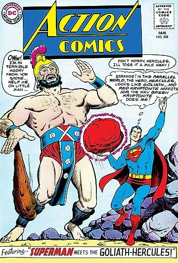 Action Comics (1938-2011) No.308