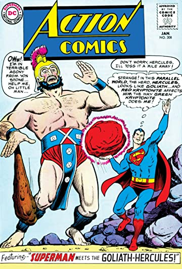 Action Comics (1938-2011) #308