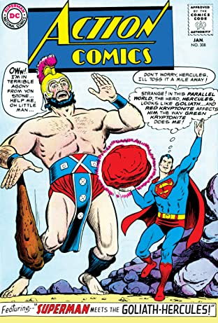 Action Comics (1938-2011) No.308