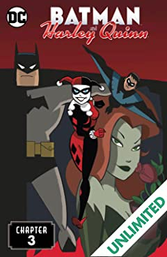 Batman and Harley Quinn (2017) #3