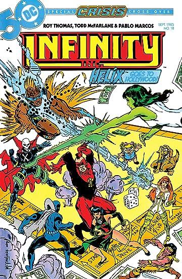 Infinity, Inc. (1984-1988) #18
