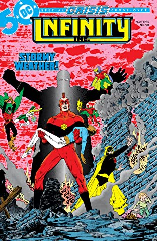 Infinity, Inc. (1984-1988) #20