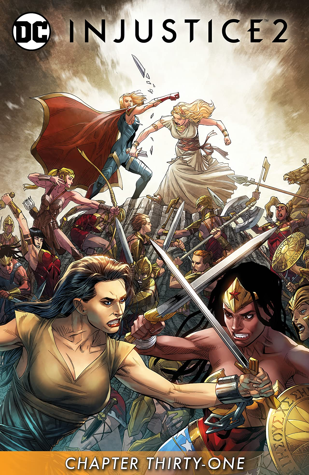 Injustice 2 (2017-) #31