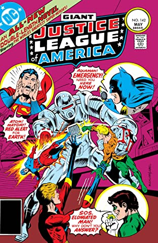 Justice League of America (1960-1987) #142