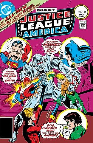 Justice League of America (1960-1987) No.142
