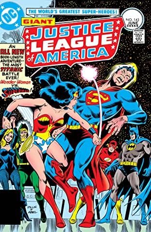 Justice League of America (1960-1987) #143