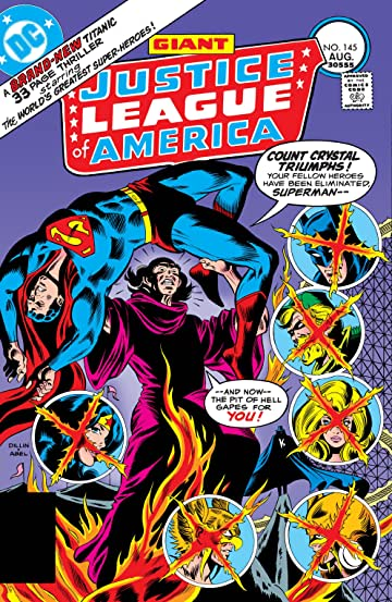 Justice League of America (1960-1987) #145