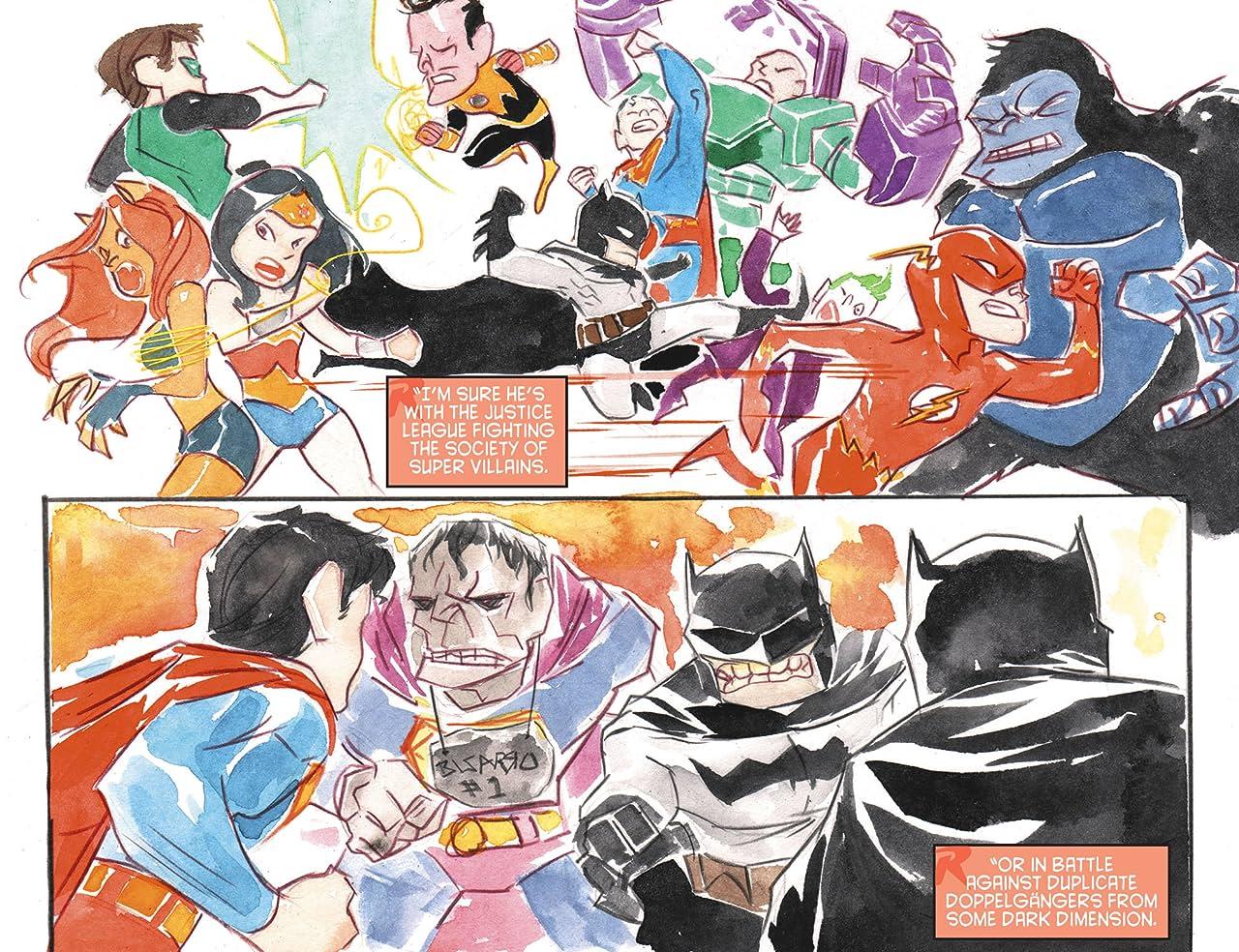Batman: Li'l Gotham #24