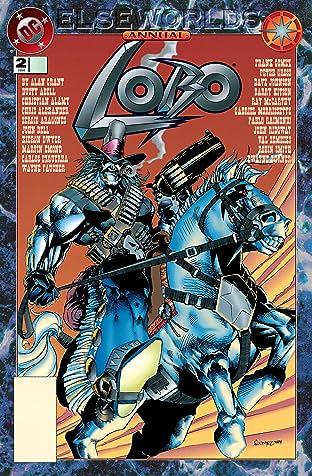Lobo (1993-1999) Annual #2