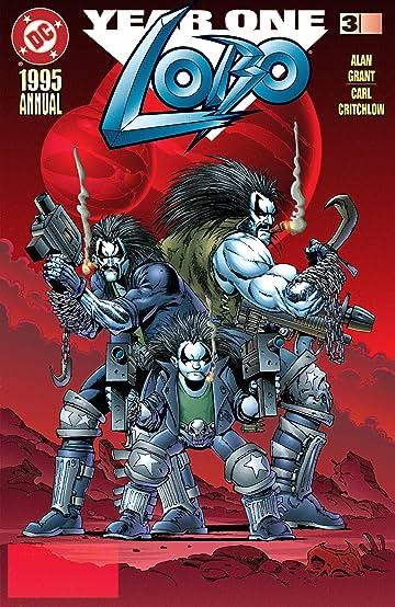 Lobo (1993-1999) Annual #3