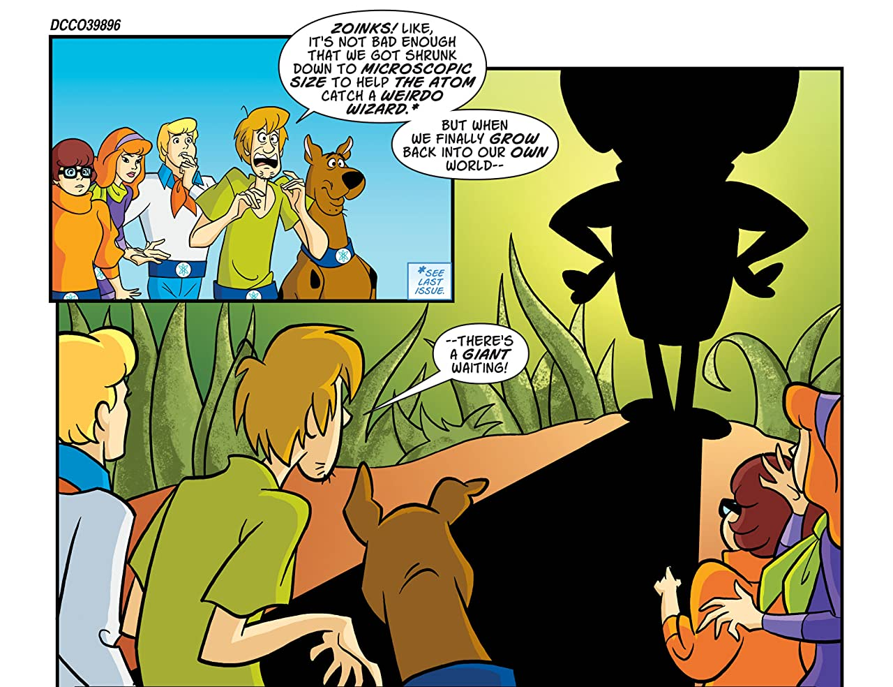 Scooby-Doo Team-Up (2013-) #63