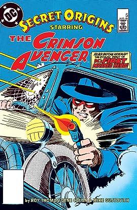 Secret Origins (1986-1990) #5
