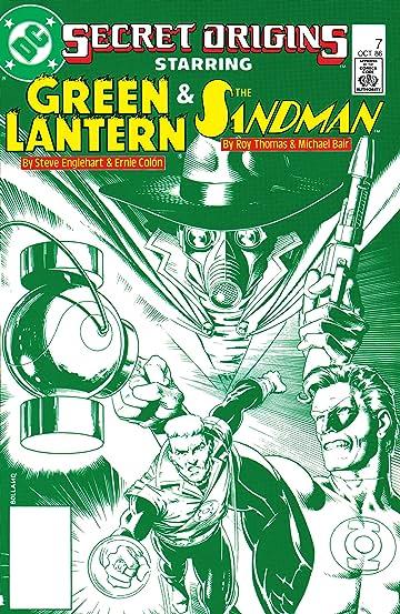 Secret Origins (1986-1990) #7