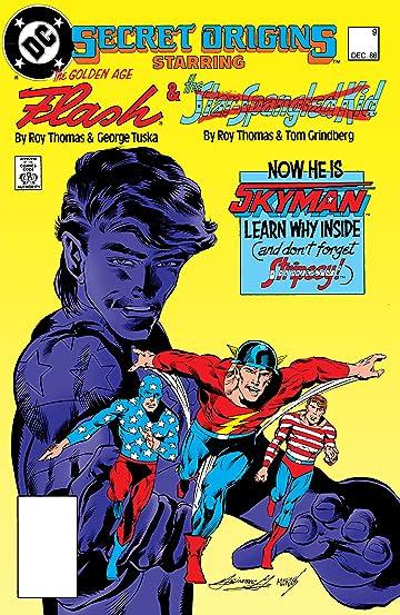Secret Origins (1986-1990) #9