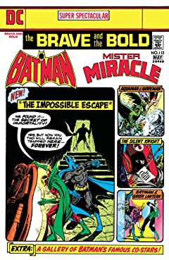 The Brave and the Bold (1955-1983) #112