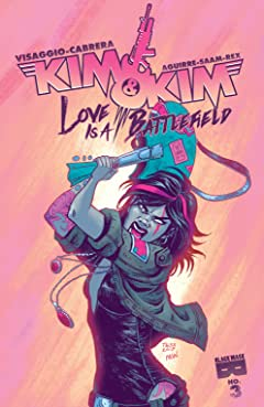 Kim & Kim: Love Is A Battlefield #3