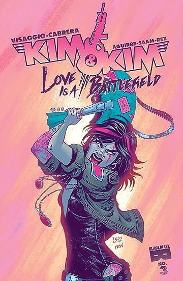 Kim & Kim: Love Is A Battlefield #3