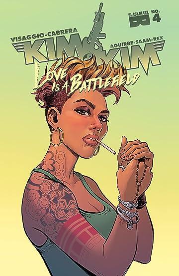 Kim & Kim: Love Is A Battlefield #4