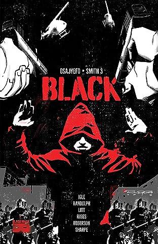 BLACK Tome 1