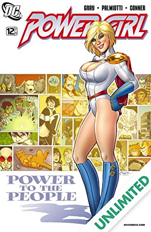 Power Girl (2009-2011) #12