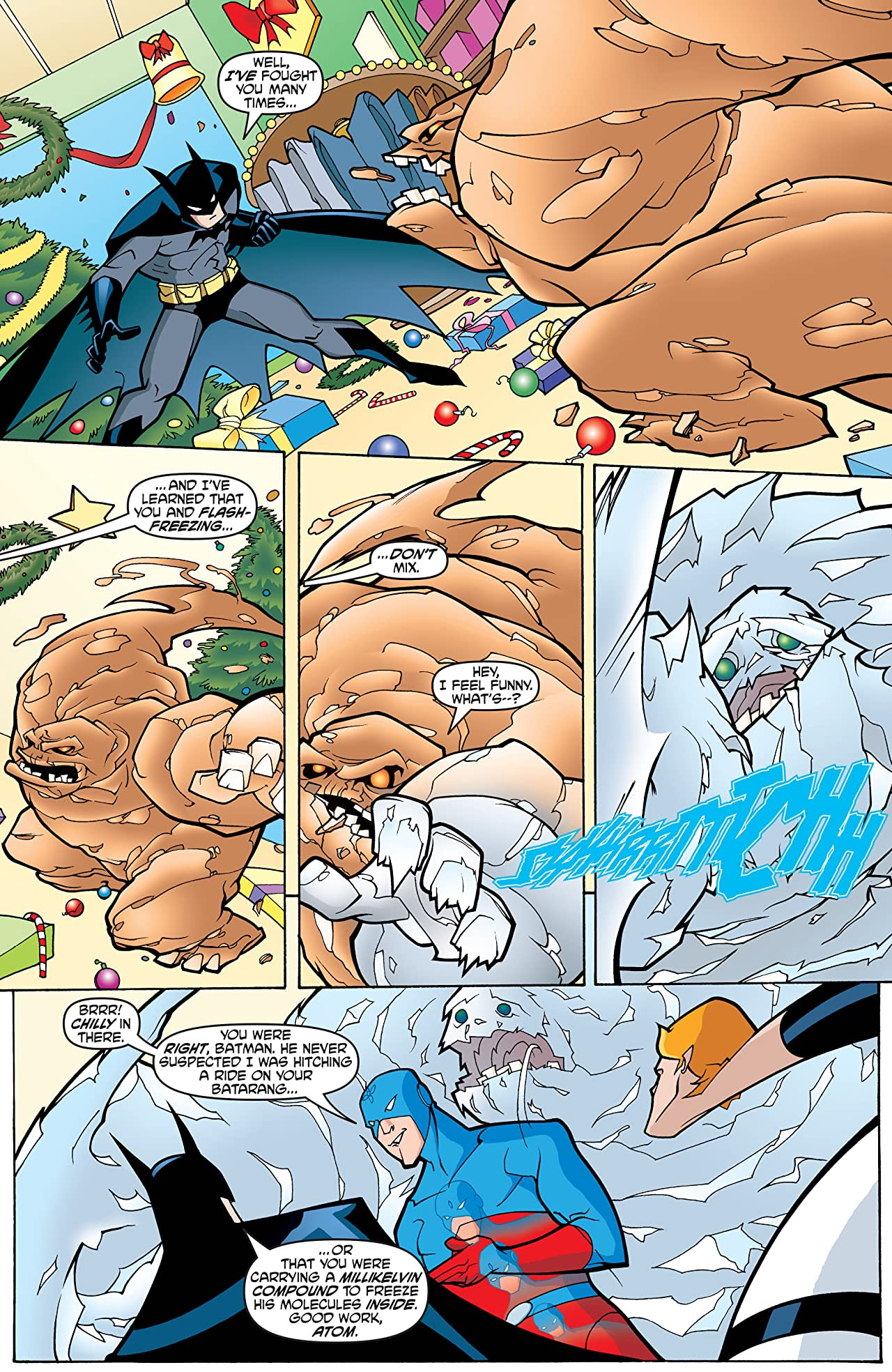 Justice League Unlimited #28