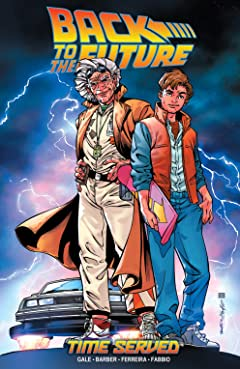 Back to the Future Vol. 5: Time Served