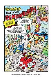 Donald Duck: Nest of the Demonbirds