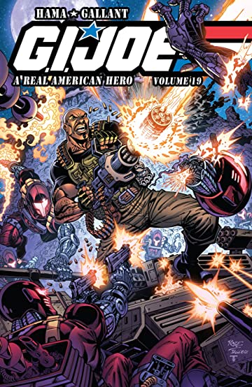 G.I. Joe: A Real American Hero Tome 19