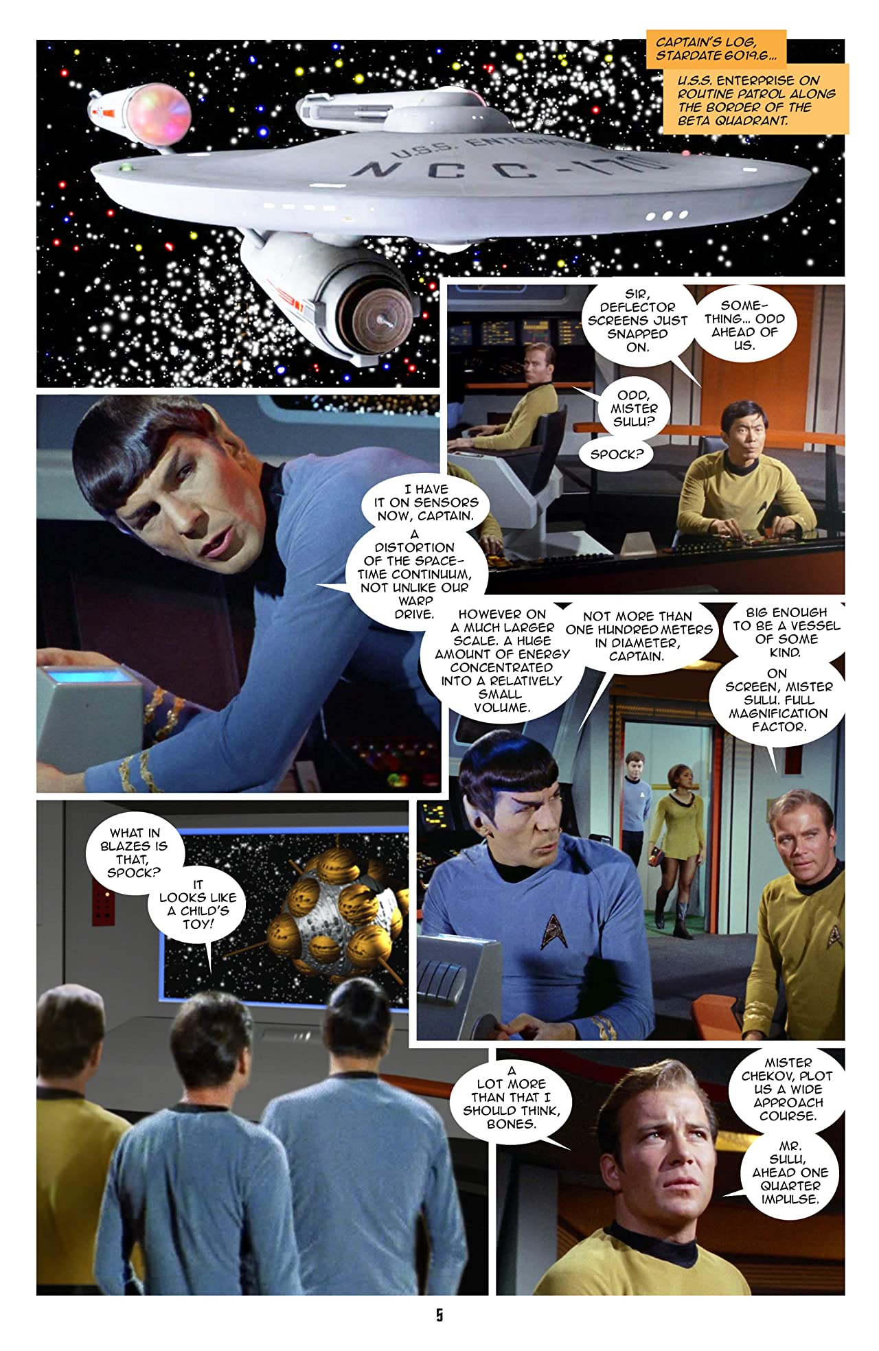Star Trek: New Visions Vol. 6