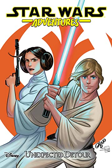 Star Wars Adventures Vol. 2: Unexpected Detour